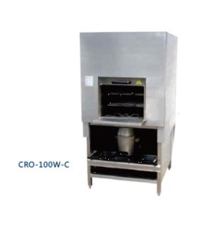 Fruitwood Smoke Oven