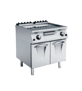 Western Style Griddle Stove