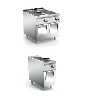 Western Style Frying Oven